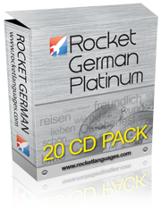 Rocket German Platinum shipped version